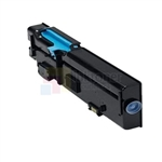 Dell 593-BBBT (488NH) New Compatible Cyan Toner Cartridge
