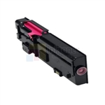 Dell 593-BBBS (VXCWK) New Compatible Magenta Toner Cartridge