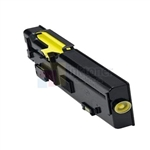 Dell 593-BBBR (YR3W3) New Compatible Yellow Toner Cartridge