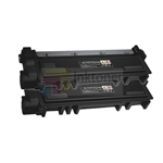 Dell 593-BBKD (P7RMX) New Compatible Black Toner Cartridges 2 Pack Combo