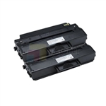 Dell 331-7327 (G9W85) New Compatible Black Toner Cartridges 2 Pack Combo