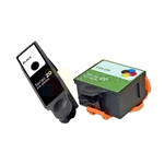 Dell W905/W906 New Compatible Black & Color Ink Cartridges Combo
