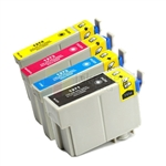 Epson 127 New Compatible 4 Color Ink Cartridges