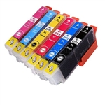 Epson 277XL New Compatible 6 Color Ink Cartridges Combo High Capacity