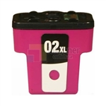HP 02XL (C8731WN) New Compatible Magenta Ink Cartridge High Yield