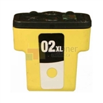 HP 02XL (C8732WN) New Compatible Yellow Ink Cartridge High Yield
