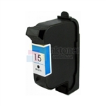 HP 15 (C6615DC) New Compatible Black Ink Cartridge