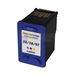 HP 28 (C8728AN) New Compatible Tri-Color Ink Cartridge