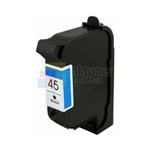 HP 45 (51645A) New Compatible Black Ink Cartridge