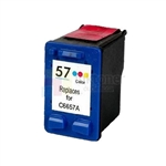 HP 57 (C6657AN) New Compatible Tri-Color Ink Cartridge