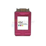 HP 62XL (C2P07AN) New Compatible Tri-Color Ink Cartridge High Yield
