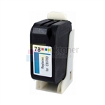 HP 78 (C6587DN) New Compatible Color Ink Cartridge