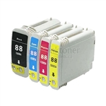 HP 88XL New Compatible Ink Cartridges