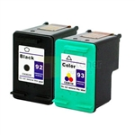 HP 92 93 C9362WN C9361WN Ink Cartridge