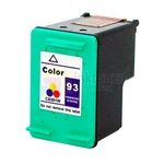 HP 93 (C9361WN) New Compatible Tri-Color Ink Cartridge