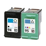 HP 94 95 C8765WN C8766WN Ink Cartridge