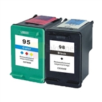 HP 98 95 C8766WN C9364WN New Compatible Ink Cartridge