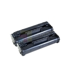 HP C3906A (HP 06A) New Compatible Black Toner Cartridges 2 Pack Combo
