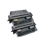 HP C4127X (HP 27X) New Compatible Black Toner Cartridges 2 Pack Combo High Yield