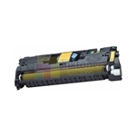 HP C9702A (HP 121A) New Compatible Yellow Toner Cartridge