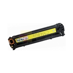 HP CB542A (HP 125A) New Compatible Yellow Toner Cartridge