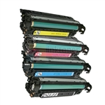 HP CE250X-CE253A 504X 504A Toner Cartridge