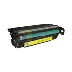 HP CE252A Remanufactured Yellow Toner Cartridge(HP 504A)