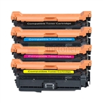 HP CE260X-CE263A 649X 648A Toner Cartridge