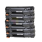HP CE285A 5PK 85A Toner Cartridge