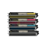 HP CE310A-CE313A 126A Toner Cartridge