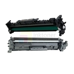 HP CF217A (HP 17A) New Compatible Black Toner Cartridge and HP CF219A (HP 19A) Compatible Drum Unit Combo