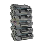 HP CF226X (HP 26X) New Compatible Black Toner Cartridges 5 Pack Combo High Yield