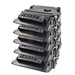 HP CF281A (HP 81A) New Compatible Black Toner Cartridges 5 Pack Combo