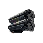 HP CF283X 2PK 83X Toner Cartridge