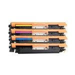 HP CF350A-CF353A 130A Toner Cartridge