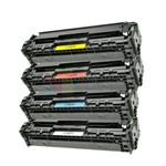 HP 312A 312X New Compatible Toner Cartridges