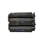 HP Q2613A (HP 13A) New Compatible Black Toner Cartridges 2 Pack Combo