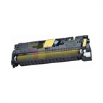 HP Q3962A (HP 122A) New Compatible Yellow Toner Cartridge