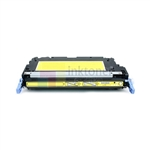 HP Q7582A Remanufactured Yellow Toner Cartridge