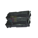 Kyocera Mita TK-17 New Compatible Black Toner Cartridges 2 Pack Combo