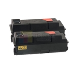 Kyocera Mita TK-312/TK-310 New Compatible Black Toner Cartridges 2 Pack Combo