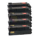 Kyocera Mita TK-312/TK-310 New Compatible Black Toner Cartridges 5 Pack Combo