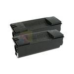 Kyocera Mita TK-50 New Compatible Black Toner Cartridges 2 Pack Combo