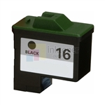 Lexmark 16 (10N0016) Remanufactured Black Ink Cartridge High Yield