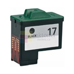 Lexmark 17 (10N0217) Remanufactured Black Ink Cartridge