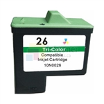 Lexmark 26 (10N0026) New Compatible Ink Cartridge