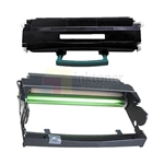 Lexmark E250 E350 E250X22G E250A11A New Compatible Toner Cartridge & Drum