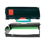 Lexmark E260 E360 E460 E260X22G E260A11A New Compatible Toner Cartridge & Drum
