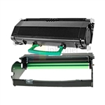Lexmark E460 E260X22G E460X11A New Compatible Toner Cartridge & Drum