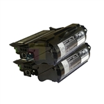 Lexmark T650H11A New Compatible Black Toner Cartridges 2 Pack Combo High Yield